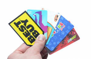 Paper vs. Plastic Gift Cards: Guess which have more benefits!